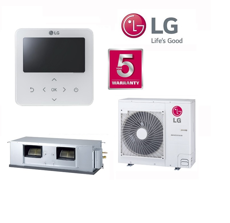 LG Ducted System Model No. B30AWYN7G5A