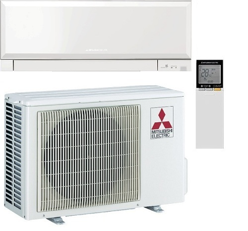 Mitsubishi Electric Airconditioner Model no: MSZ-EF25VEWKIT
