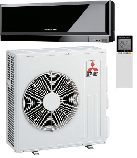 Mitsubishi Electric Air conditioner Model no: MSZ-EF50VEBKIT