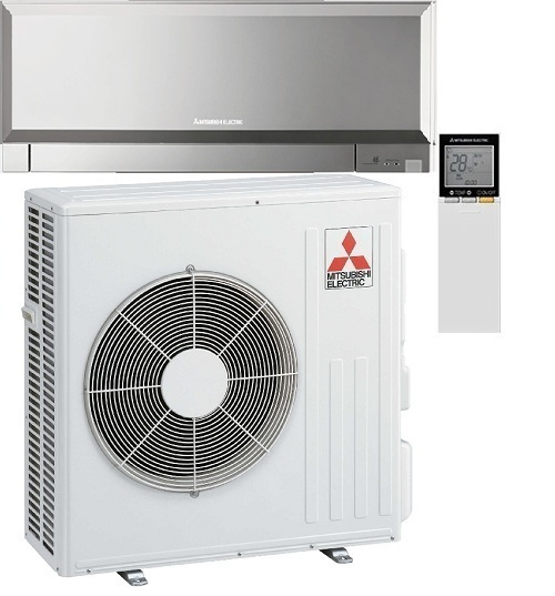 Mitsubishi Electric Air conditioner Model no: MSZ-EF50VESKIT