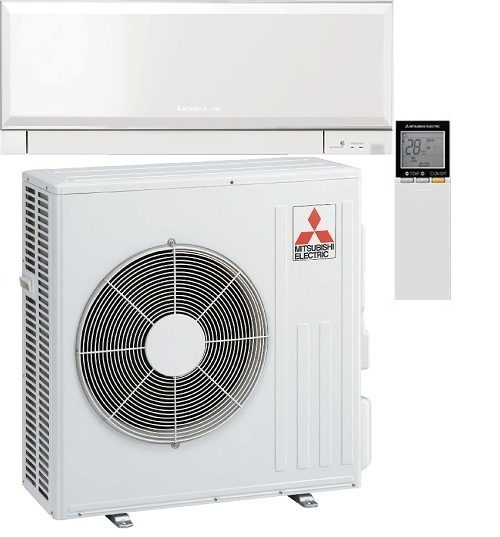 Mitsubishi Electric Air conditioner Model no: MSZ-EF50VEWKIT
