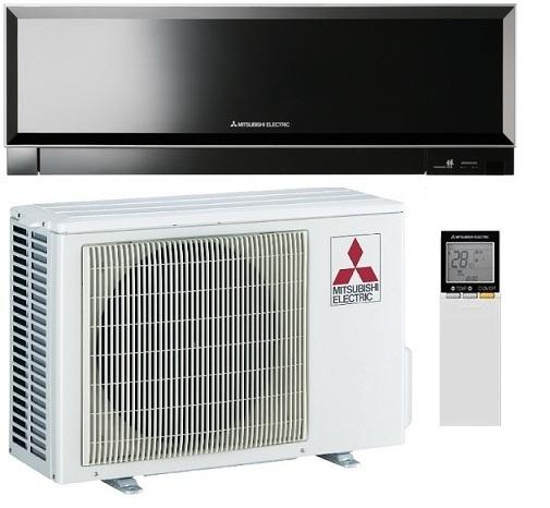 Mitsubishi Electric Airconditioner Model no: MSZ-EF25VEBKIT