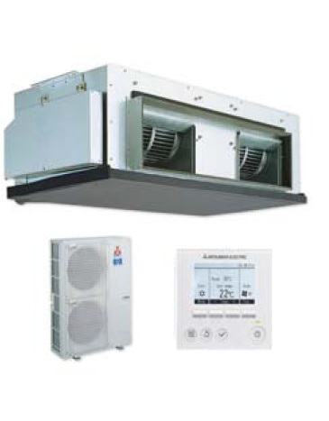 Mitsubishi Electric Ducted System Model No: PEA -RP100GAAKIT