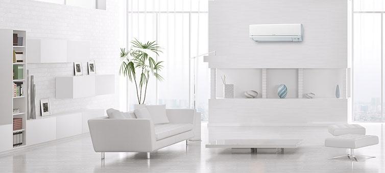 Mitsubishi Electric Air conditioner model: MSZ-GL80VGD