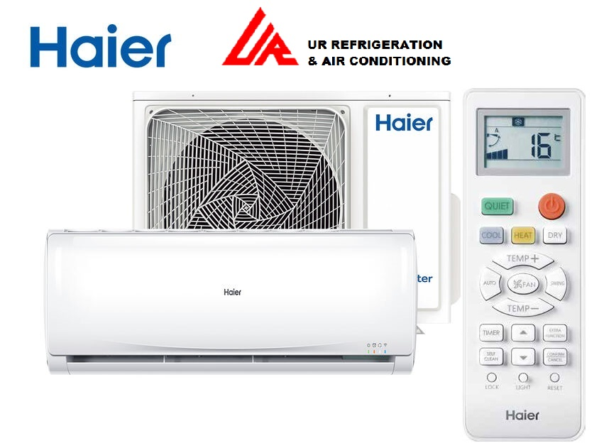 HAIER Air conditioner Model No: AS35TBCHRA