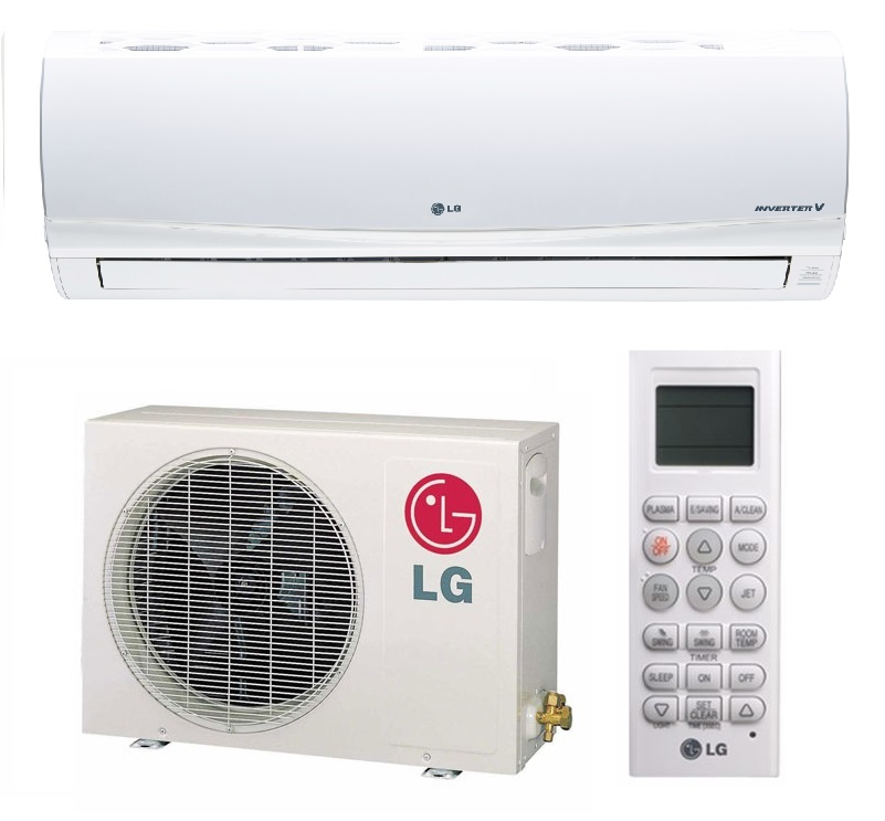 LG Air conditioner. Model no: WH18SL-19