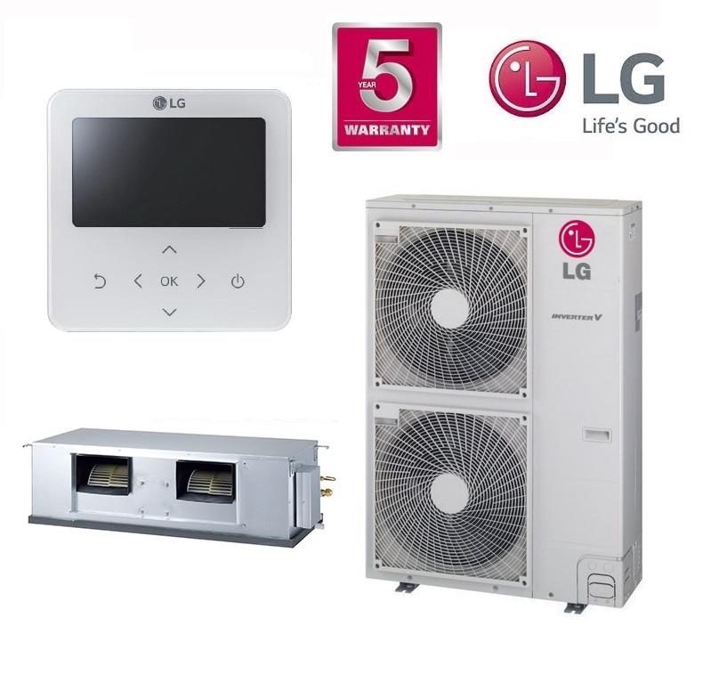 LG Ducted System Model No. B42AWYN7G5A