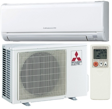 Mitsubishi Electric Airconditioner Model no: MSZ-GE25KITD