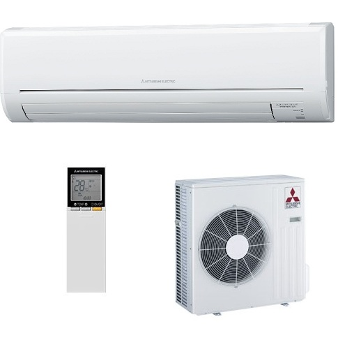 Mitsubishi Electric Air conditioner Model no: MSZ-GE80KITD