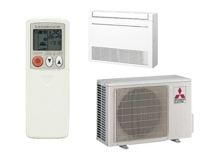 Mitsubishi Electric Air conditioner Model no: MFZ-KJ35KIT