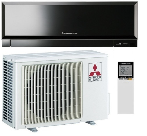 Mitsubishi Electric Airconditioner Model no: MSZ-EF25VEBKIT