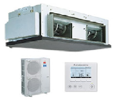 Mitsubishi Electric Ducted System Model No:PEA-RP100GAAKIT.