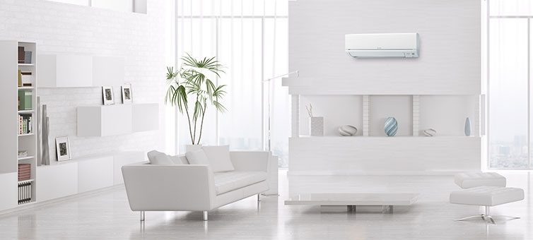 Mitsubishi Electric Air conditioner model: MSZ-AP50VG