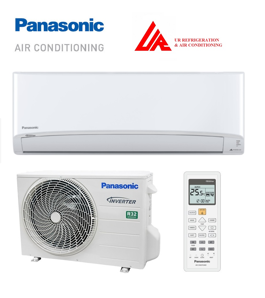 Panasonic Air conditioner model: CS/CU-RZ35VKR
