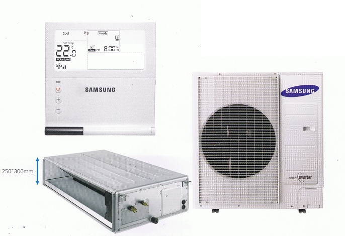 Samsung Ducted System AC090HBHFKH/SA